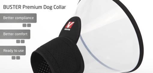 KRUUSE   BUSTER Premium Dog Collar